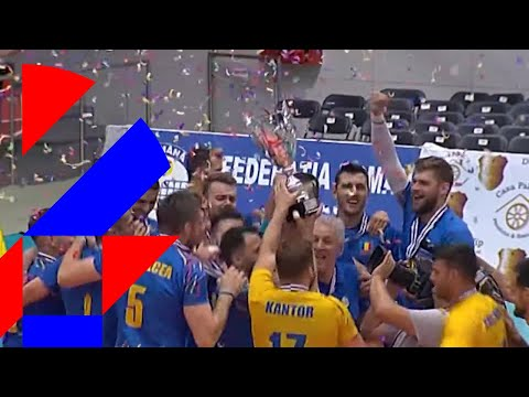#EuroLeagueM | Silver League Final highlights: Romania - Greece