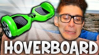 A COSA SERVE L'HOVERBOARD?!.. COME CADERE E FARSI MALE!!