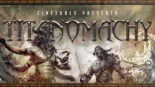 Titanomachy - Cinematic Creatures SFX Library -  By Cinetools