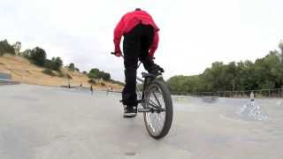 Joe Molina Memorial Day BMX Video @ Salinas Skatepark
