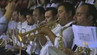 Banda do Samouco - Campo Pequeno 2008 - La Virgen Macarena