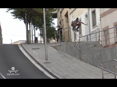Sergio Salgado (aka. Filoko): 'Psycho Skate' en Barcelona