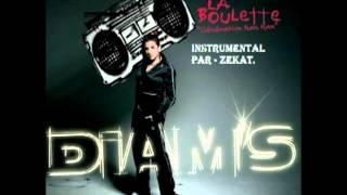 diam's - La boulette intrumental fl9