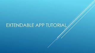 VB.NET Extendable App Tutorial (basic Browser Extensions)