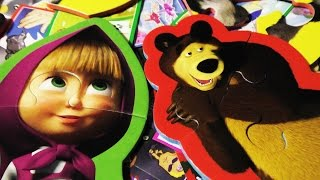 Masha and the bear Masha i Medved Маша и Медведь