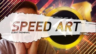 GFX SPEED ART   FIFA 17 STYLED PACK OPENING THUMBNAIL - CLIENT WORK FOR AMEFIFA