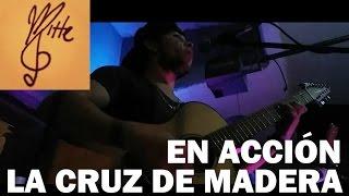 La Cruz de Madera (Tololoche) - Carlos y Miguel (Cover)