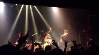 Extrait Viene de Mi - La Yegros a Toulouse   Le 12 février 2014