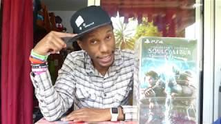 📦 Unboxing : L'édition collector de SoulCalibur VI avec sa figurine de Sophitia !