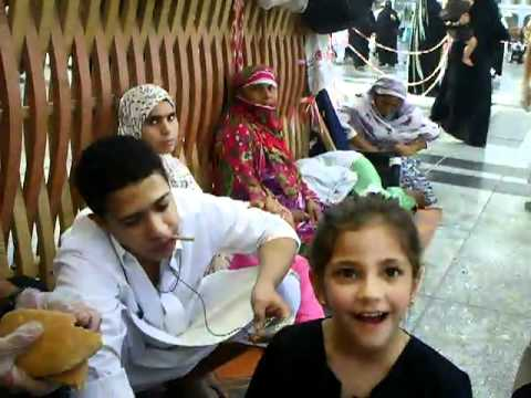 Lika Abdul Ghani South Africa 1432 Ramadan.AVI