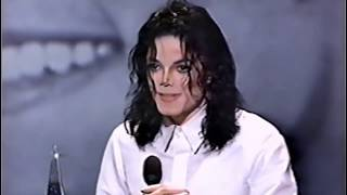 Michael Jackson At American Music Awards 1993 - (HD 720p)