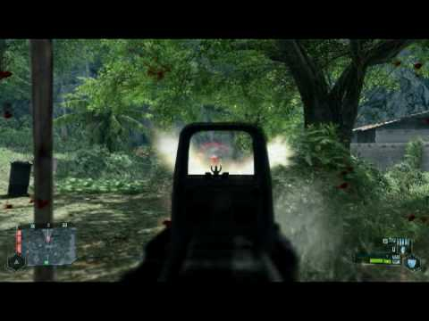 Crysis All High 8xAA by HIS IceQ4 4850