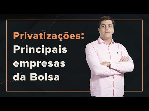 As principais privatizações do longo da história econômica do Brasil