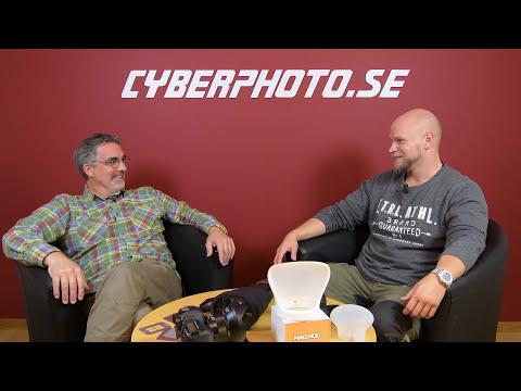 CyberPhoto - fotosnack avsnitt 7 - vad tycker Mats?