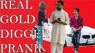 GOLD DIGGER PRANKS IN PAKISTAN | SHAHMEER ABBAS ROASTED!!!