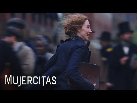MUJERCITAS. Protagonizada por Saoirse Ronan. En cines 25 de diciembre.