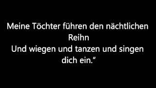 Der Erlkönig (Johann Wolfgang von Goethe) [Deutsch][HD]