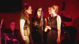 """""""Bei Mir Bist Du Schoen"""" - Live! - The Radio Rosies"""
