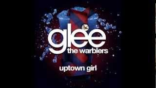 Glee The Warblers Uptown Girl