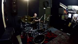 limp Bizkit - Hot Dog (drum cover)