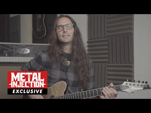 """THE AGONIST's Danny Marino """"The Riffs That Taught Me"""" 