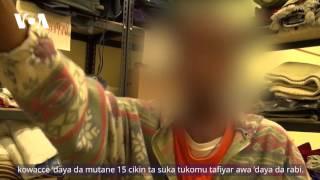 Wani dan kasar Eritrea yana bayanin tafiyarsa mai ban tsoro da ta biyo dashi Libya