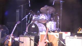 Canned heat drum solo