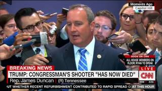 Rep. Jeff Duncan Confirms He Spoke to Gunman Before Shooting