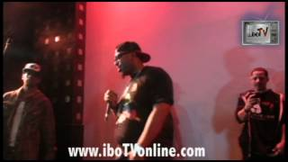 Noreaga (N.O.R.E) - Grimey LIVE SOBs NYC 6/6/12 iboTV