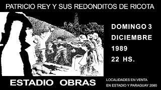 Roadhouse Blues (Estadio Obras, 03-12-1989) - Los Redondos (HD - instrumental)