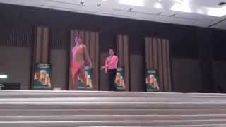 David and Paulina - 2012 Lima Salsa Congress - Performance