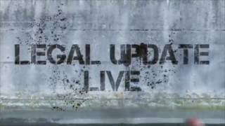 Legal Update Live Show Opener