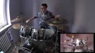 ŁOBUZY - Ona czuje we mnie piniądz Drum Cover | Perkusja