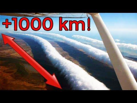 La nube más RARA del planeta (1 cada 3 años)
