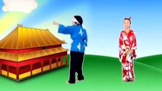 Crianças Volta ao Mundo - Japão - Patati Patatá (DVD Volta ao Mundo)