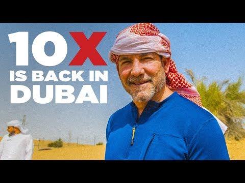 Grant Cardone Almost Gets Arrested in Dubai photo
