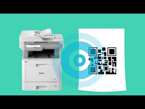 Brother Swiss-QR Barcode Lösung für Drucker