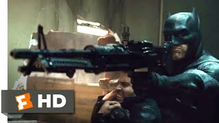 Batman v Superman: Dawn of Justice (2016) - Warehouse Rescue Scene (7/10)   Movieclips