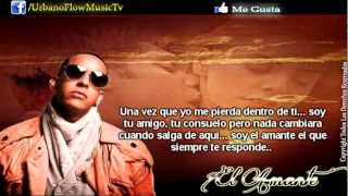 Daddy Yankee Feat. J Alvarez - El Amante (Con Letra) (Prestige 2012) ★REGGAETON★
