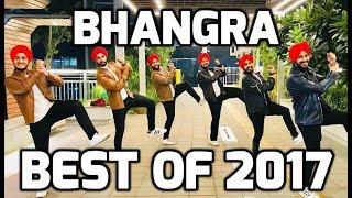 BHANGRA    BEST OF 2017    FOLKING DESI    2017 PUNJABI SUPER-HITS