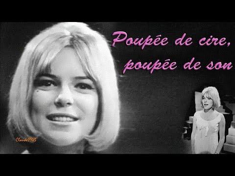 Poupee De Cire Poupee De Son de France Gall Letra y Video