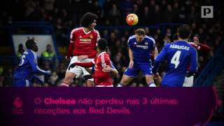 30 Segundos com Playmaker - Chelsea x Manchester United - Premier League
