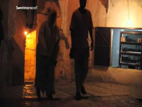 Morocco : Fès En Nocturne .