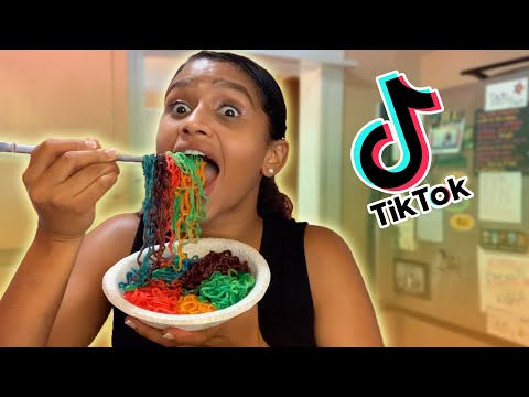 Professional Chef Tries TikTok Food Hacks | Part 2