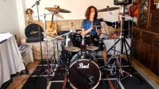 Ornatos Violeta - Dia Mau ( Drum Cover )