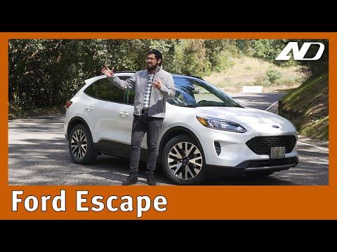 Ford Escape - Un gran salto hacia adelante... Pero tiene su precio