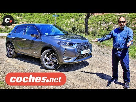 DS3 Crossback (DS 3) 2019 | Prueba / Test / Review en español | coches.net