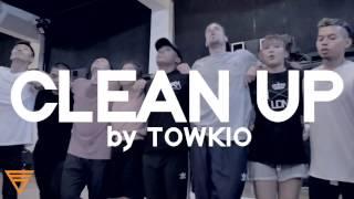 Clean Up - Towkio | Chris Martin X Larkin Poynton Choreography | Swaggout 5 Masterclass