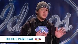 MARCOS DIOGO - CASTING 02 - IDOLOS