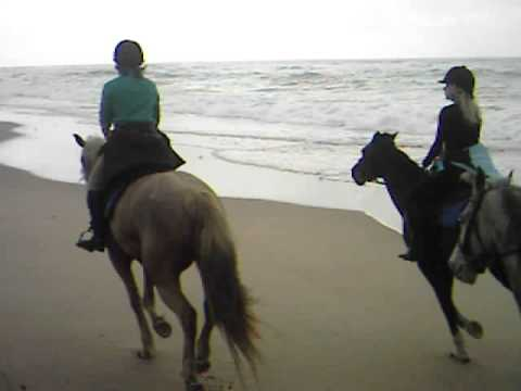 Ride on the beach 3